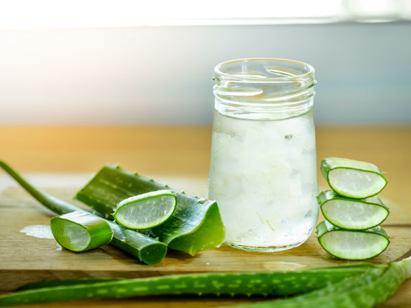 DIY Aloe Vera Facial Cleanser Recipes