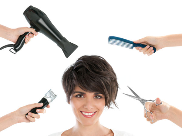 How To Naturally Repair The Hair Damaged From Straightening