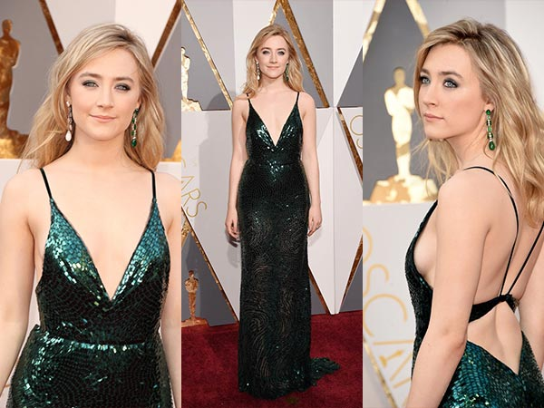 "Top Oscar Looks Of 2018 Academy Awards ""Best Actress ..."