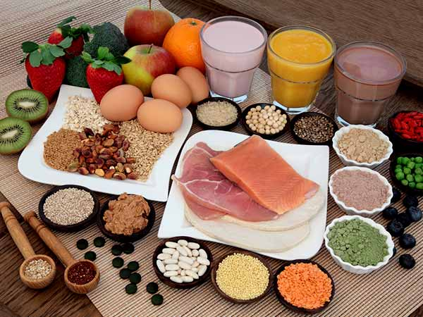 how many grams of protein a woman needs per day