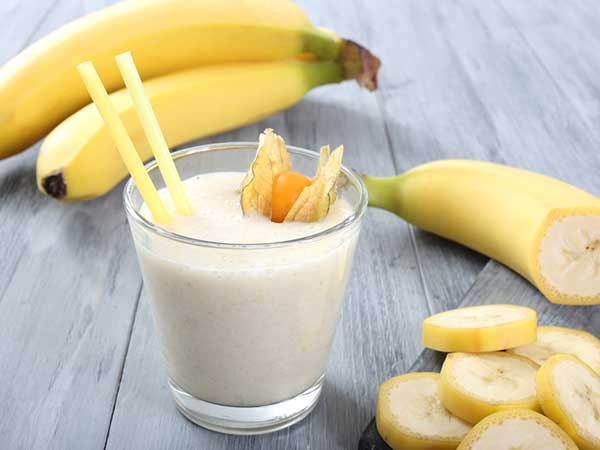 best time to eat banana for weight loss