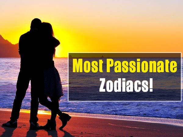 The 4 Most Passionate Zodiac Signs