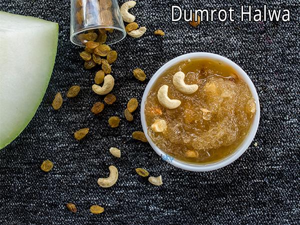 Navratri-special Kashi Halwa Recipe