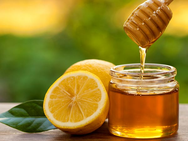 benefits of lemon and honey for skin