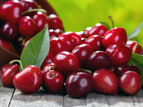 how to use cherry for skin