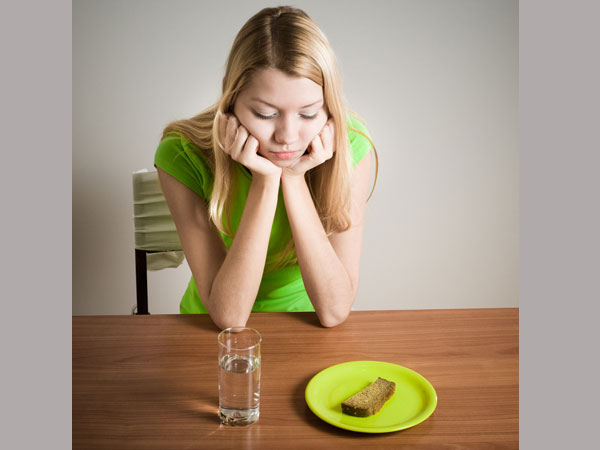 why are eating disorders more common in females