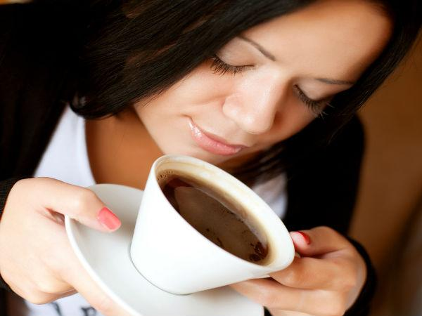 effects of caffeine in women
