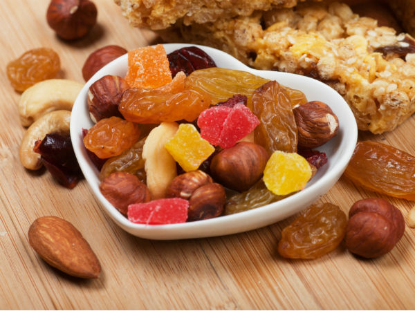 top 10 healthy dried fruits