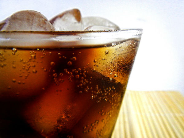 negative effects of soda on the human body