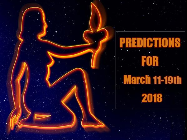 March 11–19 Weekly Horoscope Predictions