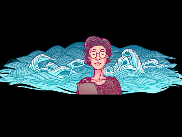 Google Is Honouring The Woman Who Helped Clean The Seas ...