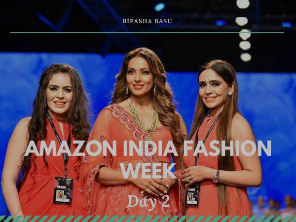 AIFW Day 2: Bipasha Basu's Elegance Will Mesmerize You!