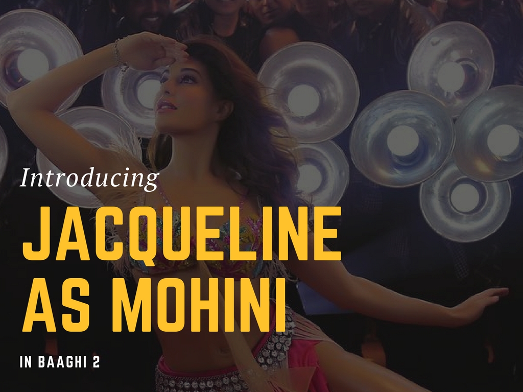 Jacqueline's Makeover To Madhuri's Ek-Do-Teen Outfit Is Driving Folks Crazy