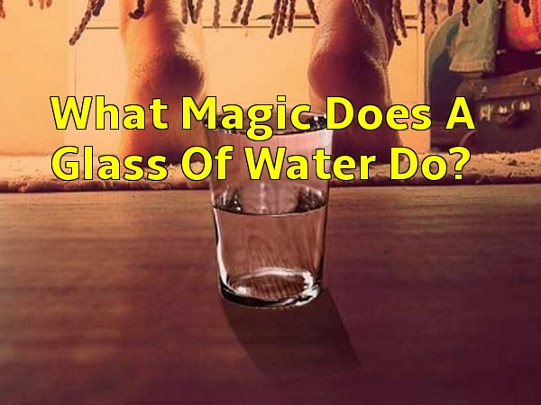 A Glass Of Water Kept Under The Bed Can Do Wonders! Read Here To Know More