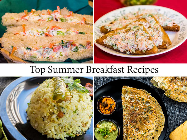 top summer breakfast recipes