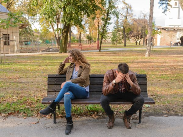 How To Know You Are In A Troubled Marriage?
