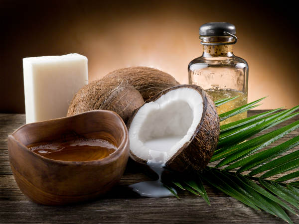 Beauty hacks of coconut oil
