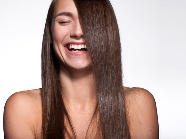 how to manage straightened hair