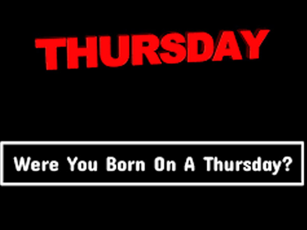 thursday born astrology,