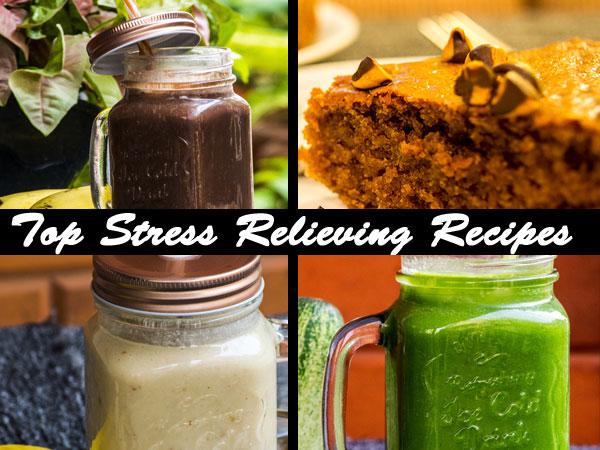 top stress relieving recipes