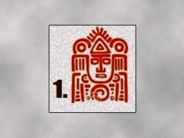 Simbol nomor 1