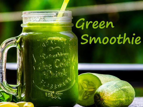 Green Smoothie Recipe   Summer Special Healthy Smoothie Recipe  Detox Green Smoothie Recipe  