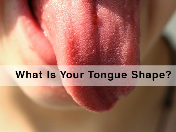 Check What Your Tongue Shape Says About Your Personality!
