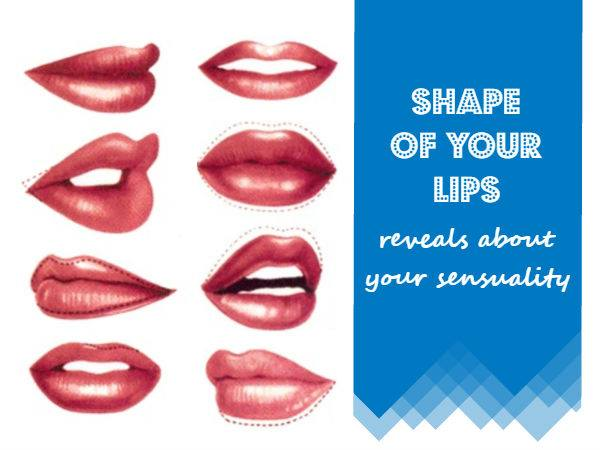 How Does The Shape Of Your Lips Define Your Sensuality