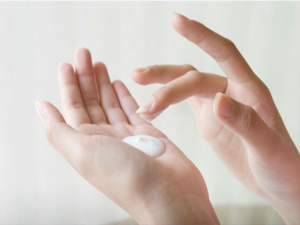 DIY Glycerine Hand Cream
