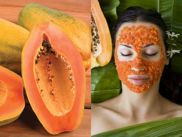 how to use papaya for skin