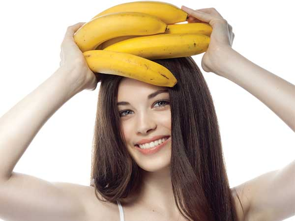 DIY Banana Hair Conditioner