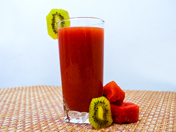 Kiwi Watermelon Juice For Weight Loss