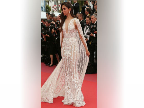 Cannes 2018: Deepika Is The Sheer Delight On The Red ...