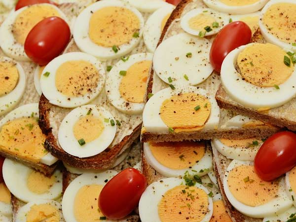 negative health effects of eggs