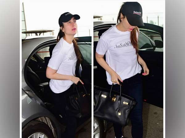 OMG! Bebo Repeated Her 'I Am Not A Chick Flick' Tee!
