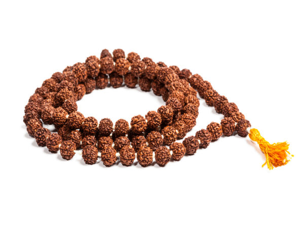 The benefits of Rudraksha