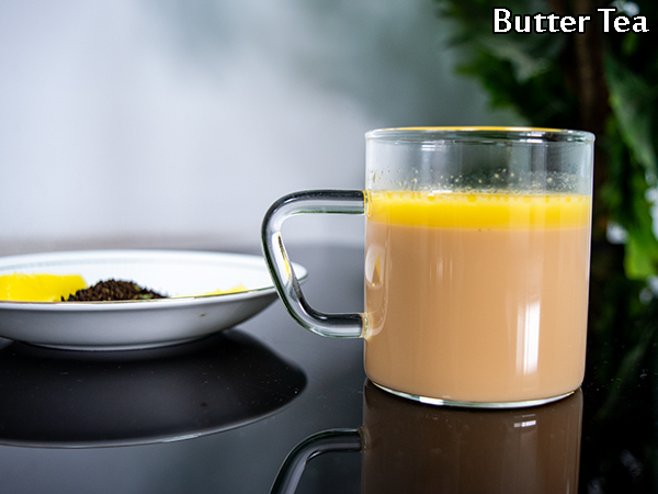 Butter Tea Recipe | Paleo Diet Butter Tea Recipe