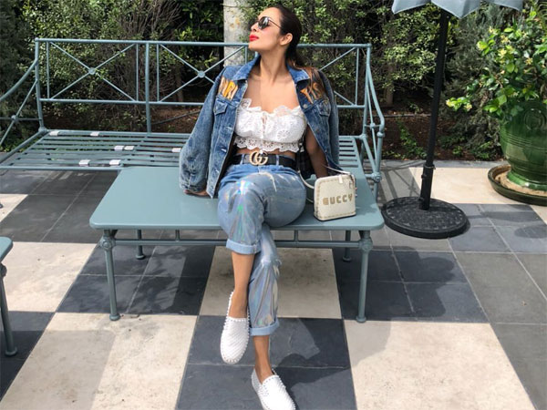 You've Got To See How Malaika Arora Khan Is Slaying It In LA