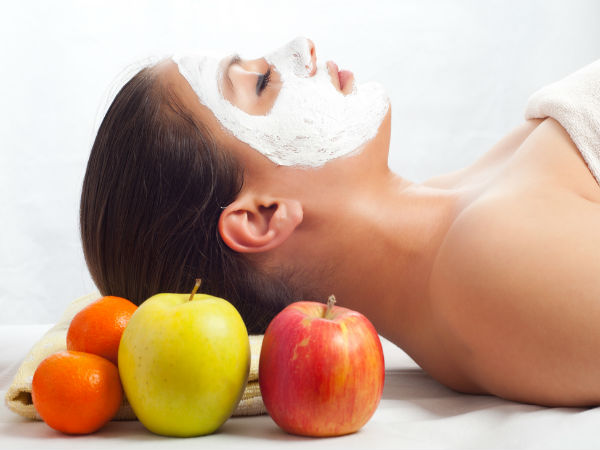 Homemade Fresh Fruit Mask For Glowing Skin This Monsoon