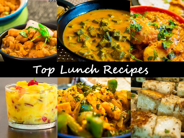 top lunch recipes