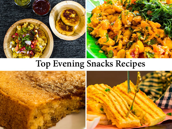 top evening tea snacks recipes