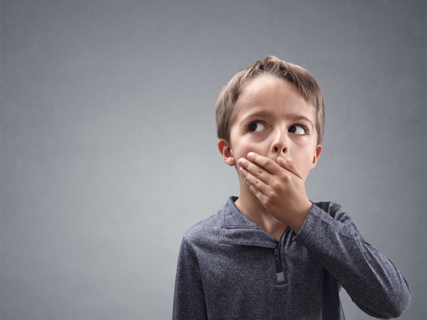 Why kids lie and how to overcome it