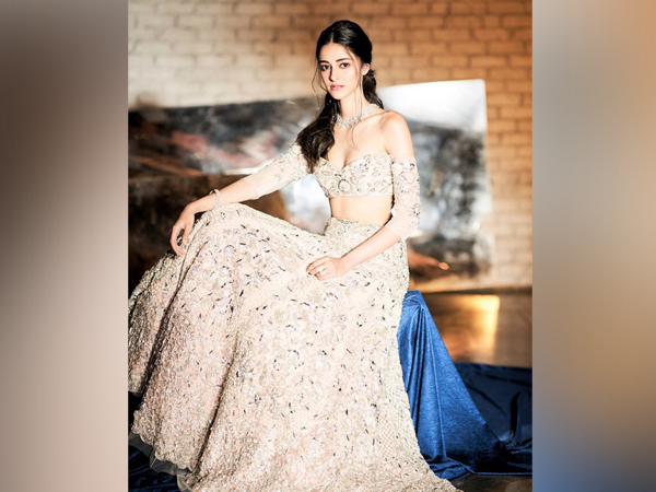 Ananya Panday fashion
