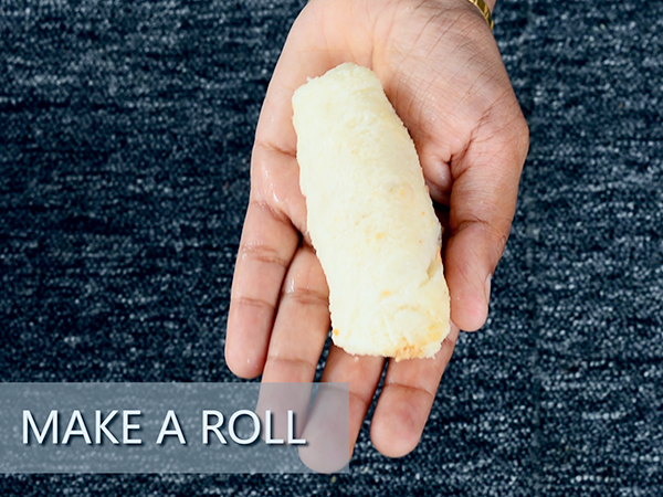 Dahi bread roll recipe