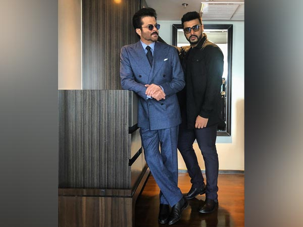 Anil Kapoor And Arjun Kapoor's IIFA 2018 Style Is So Hot And Happening