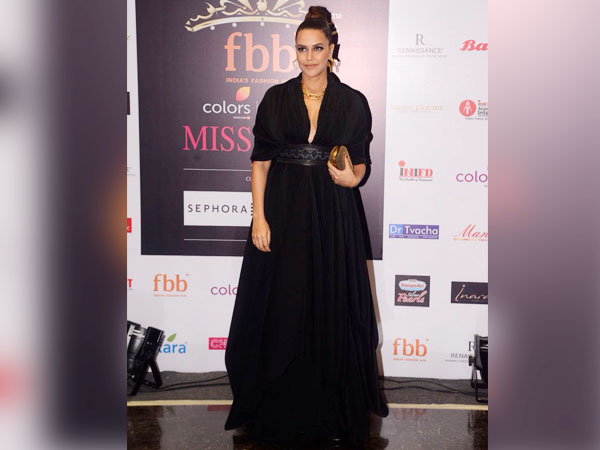Neha Dhupia Looked Devilishly Hot In Her This Gown