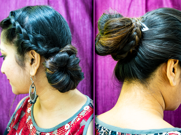 Braided Bun Hairstyles To Try