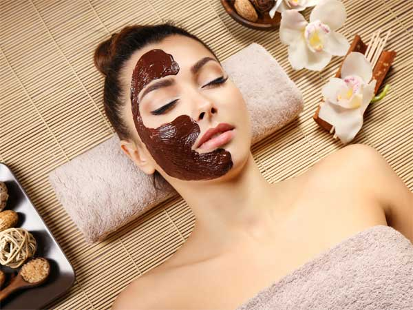 Chocolate Peel Off Face Mask