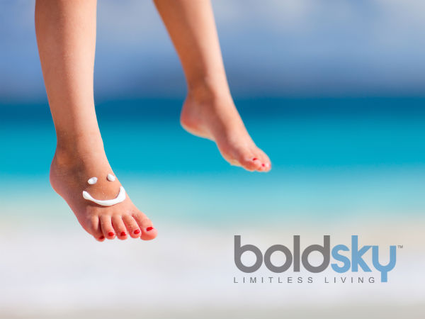 How To Remove Sun Tan From Feet?