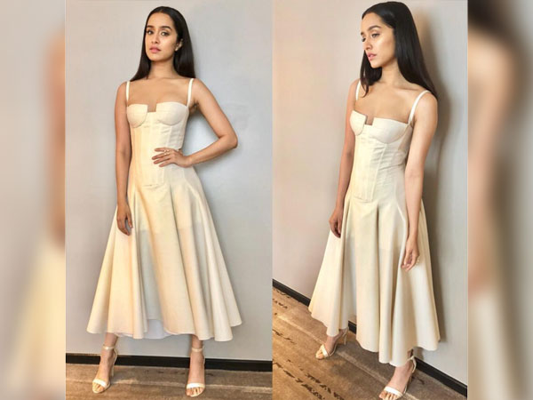 Shraddha Kapoor's Corset Dress Is The Latest Business Party Wear That You Should Don